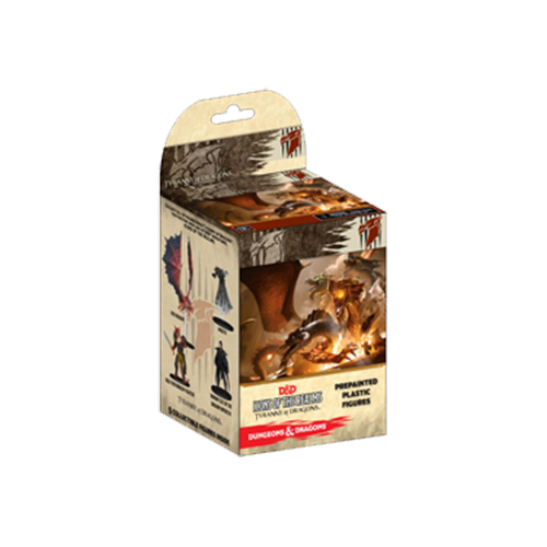 Dungeons & Dragons Icons of the Realms: Tyranny of Dragons Booster