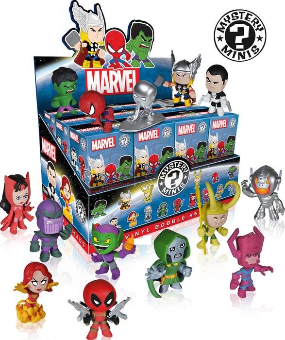 Mystery Mini Blind Box: Marvel Universe