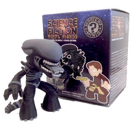 Mystery Mini Blind Box: Science Fiction