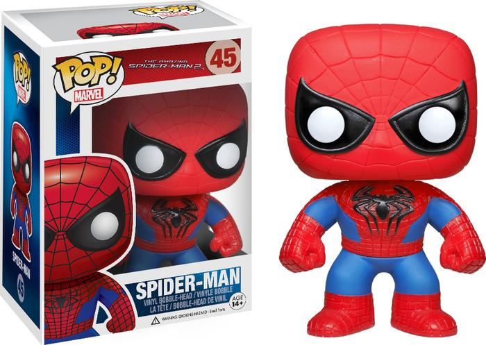 Funko Pop: Spider-Man - Amazing Spider-Man