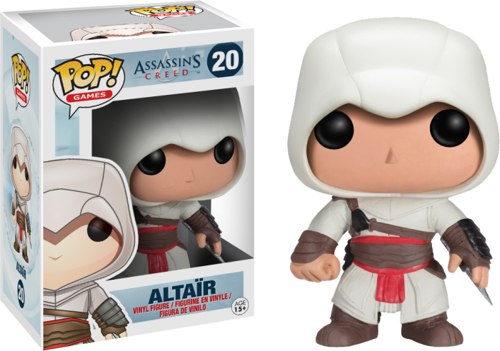 Funko Pop: Assassin's Creed - Altair