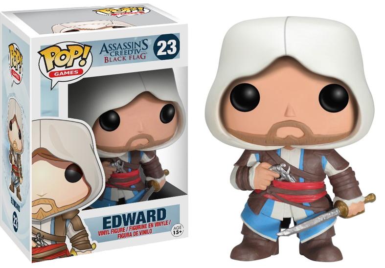 Funko Pop: Assassin's Creed - Edward