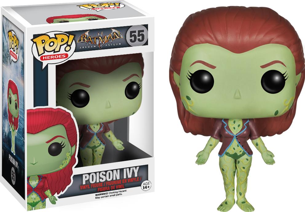 Funko Pop: Arkham Asylum - Poison Ivy