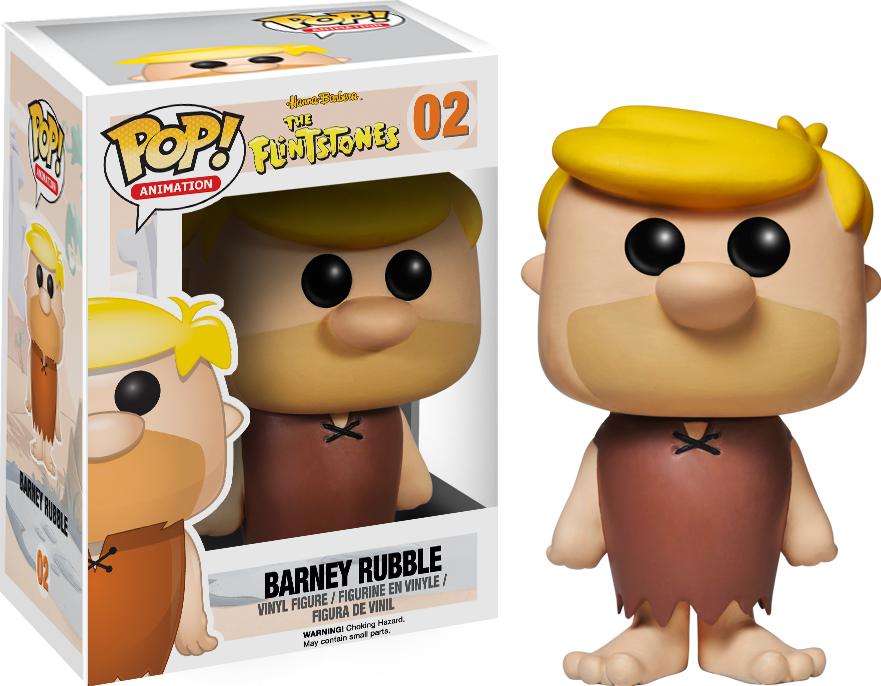Funko Pop: The Flintstones - Barney Rubble