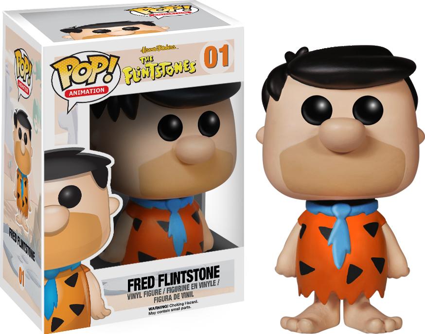 Funko Pop: The Flintstones - Fred Flintstone imagine