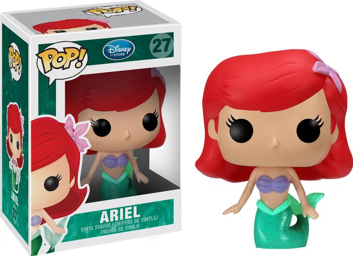 Funko Pop: The Little Mermaid - Ariel