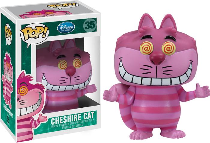 Funko Pop: Alice in Wonderland - Cheshire Cat