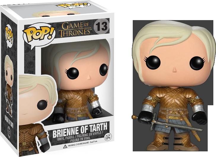 Funko Pop: Game of Thrones - Brienne of Tarth