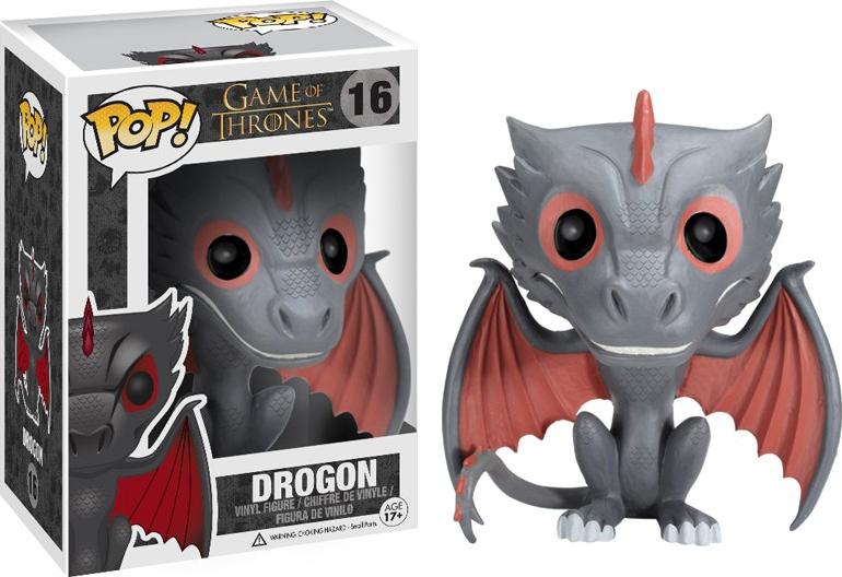 Funko Pop: Game of Thrones - Drogon