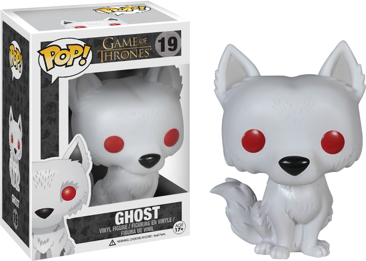 Funko Pop: Game of Thrones - Ghost