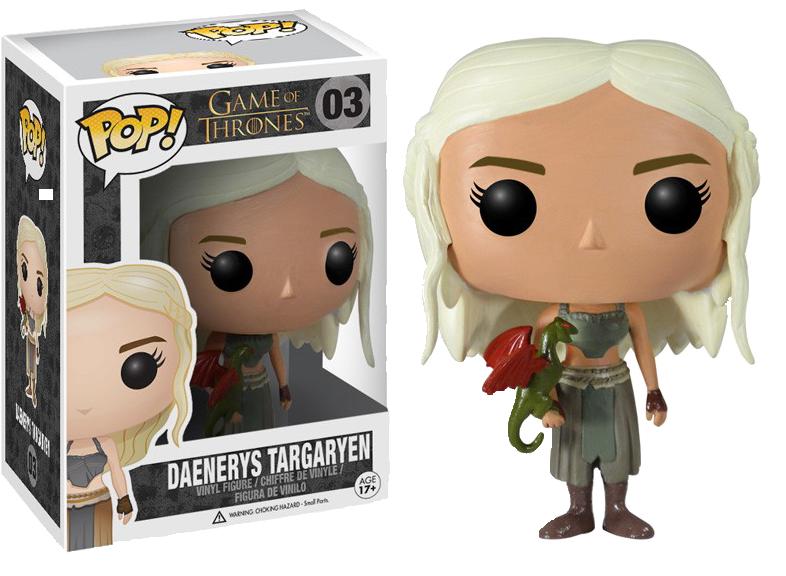 Funko Pop: Game of Thrones - Daenerys Targaryen