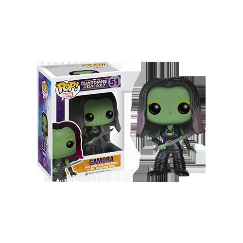 Funko Pop: Guardians of the Galaxy - Gamora