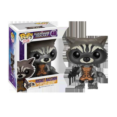 Funko Pop: Guardians of the Galaxy - Rocket Raccoon