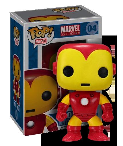 Funko Pop: Iron Man - Iron Man