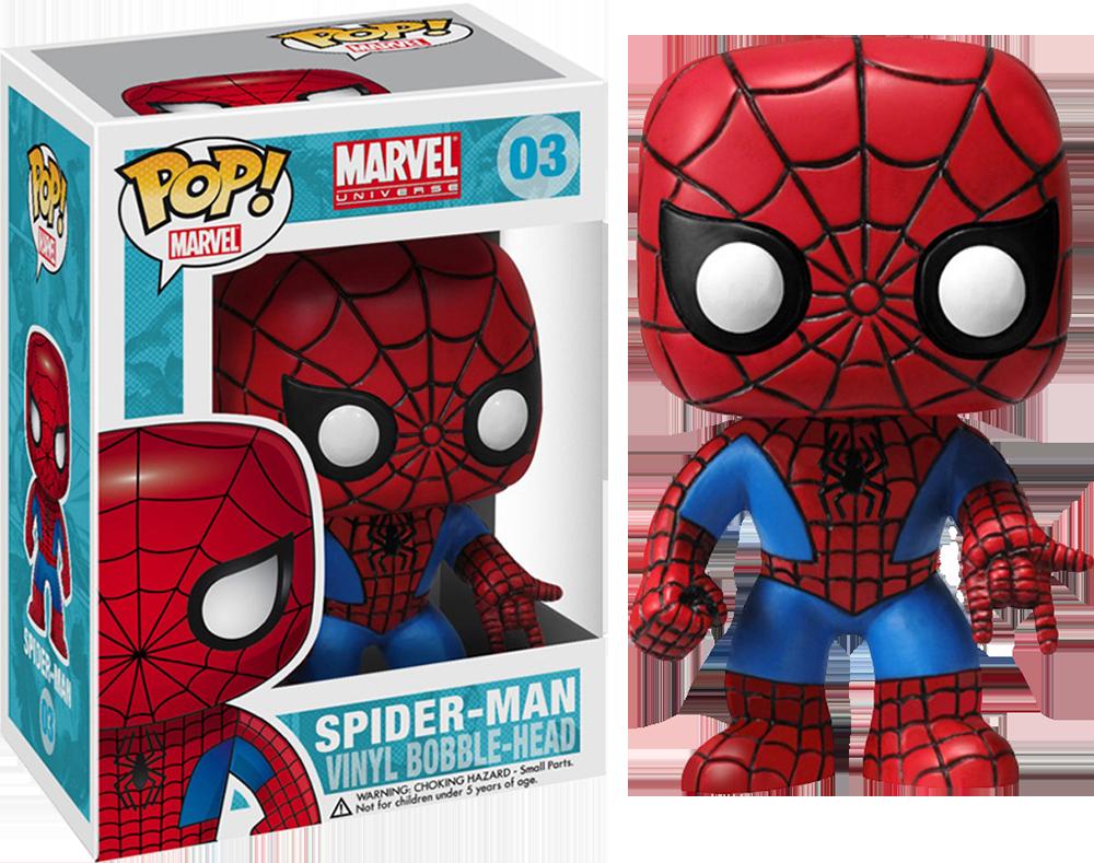 Funko Pop: Spider-Man - Spider-Man