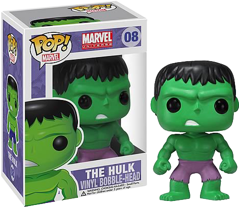 Funko Pop: The Hulk - The Hulk