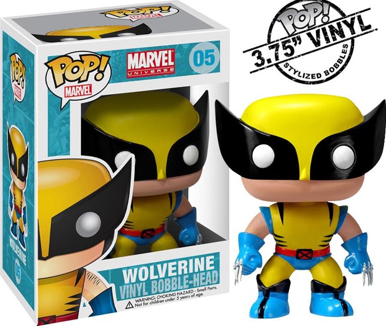 Funko Pop: X-Men - Wolverine