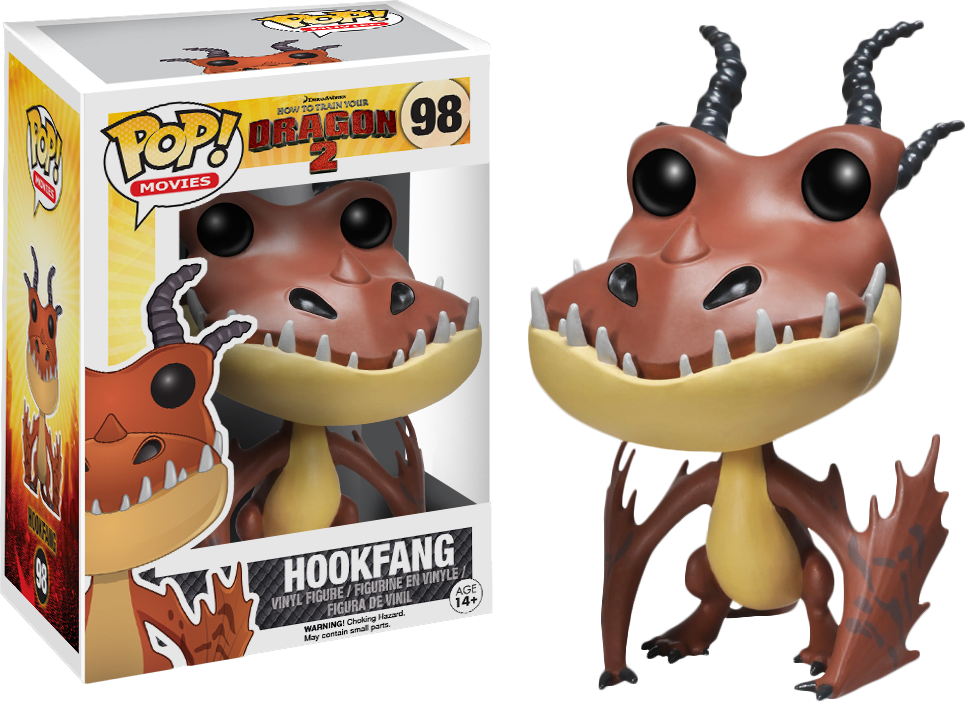 Funko Pop: How to Train Your Dragon - Hookfang
