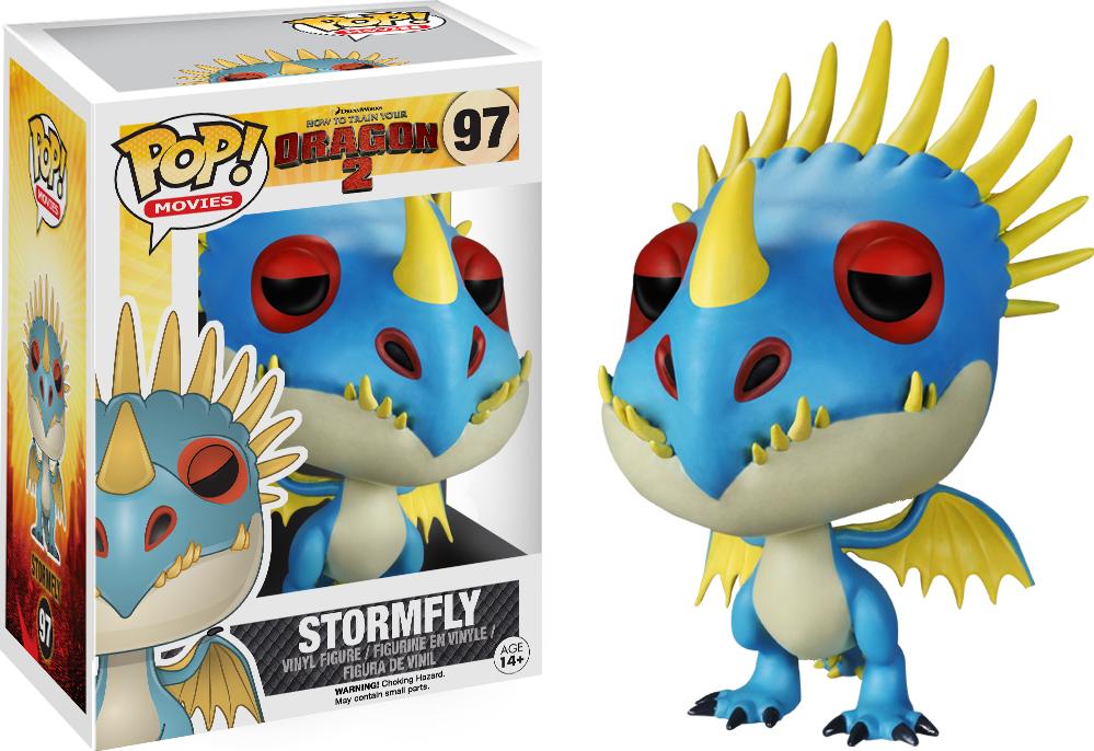Funko Pop: How to Train Your Dragon - Stormfly