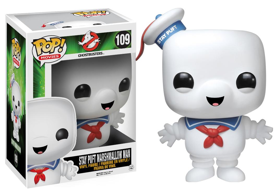 Funko Pop: Ghostbusters - Marshmallow Man Super Sized