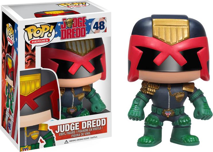 Funko Pop: Judge Dredd - Judge Dredd