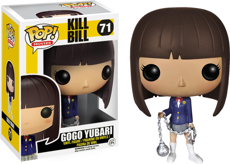 Funko Pop: Kill Bill - GoGo Yubari