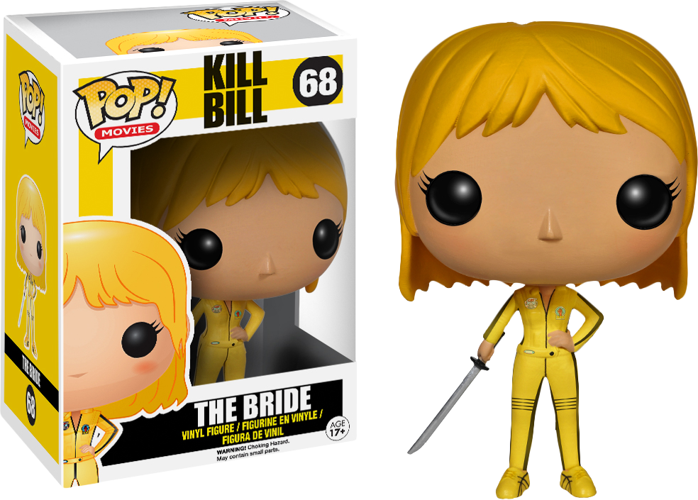 Funko Pop: Kill Bill - The Bride