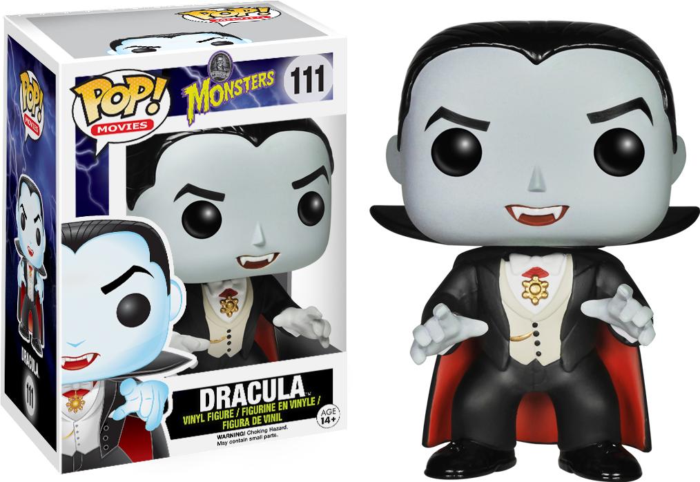 Funko Pop: Monsters - Dracula