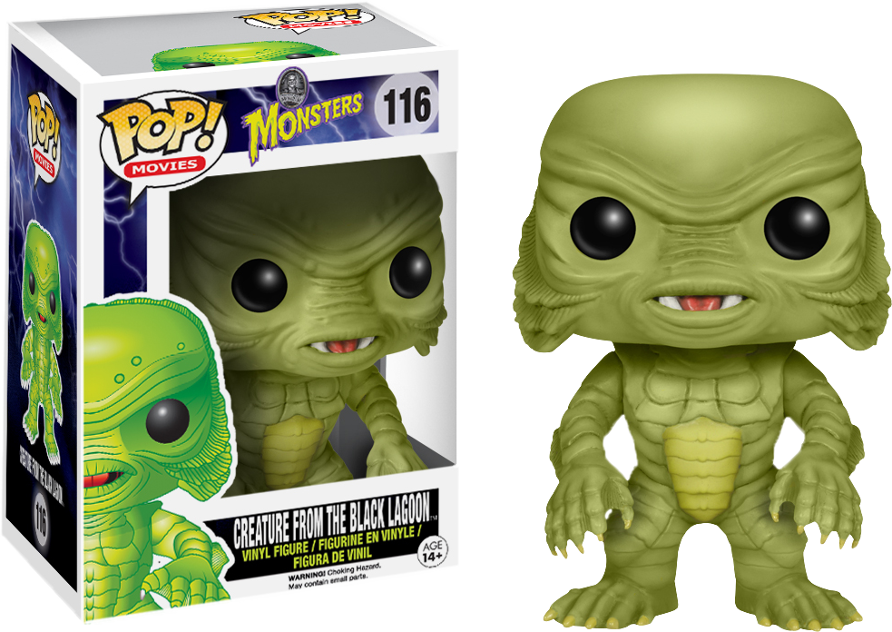 Funko Pop: Monsters - The Creature From the Black Lagoon