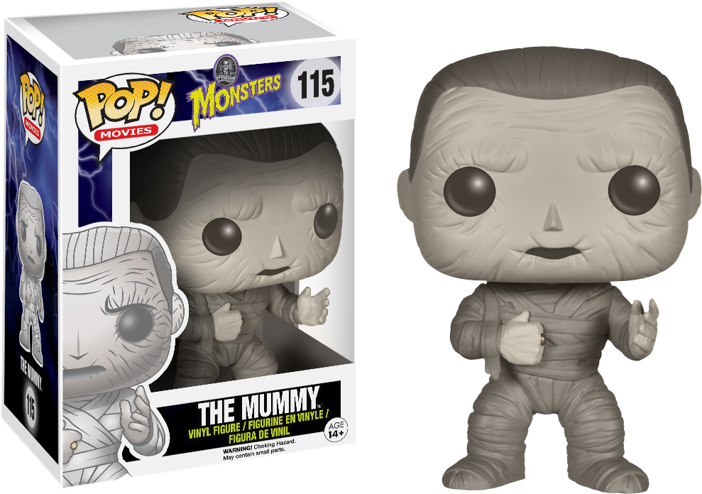 Funko Pop: Monsters - The Mummy