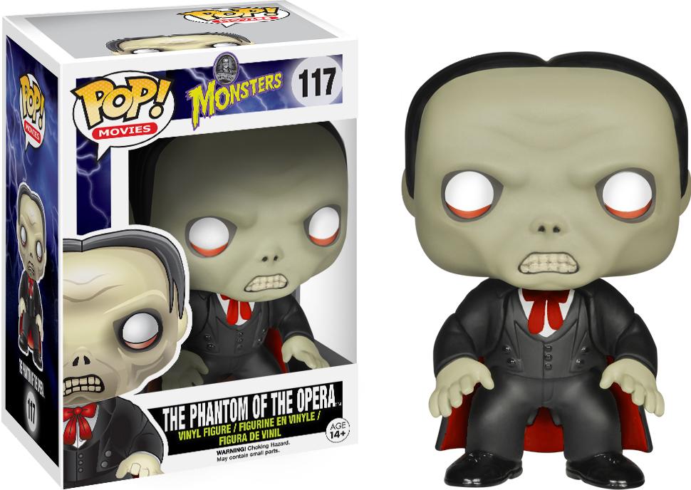 Funko Pop: Monsters - The Phantom of the Opera