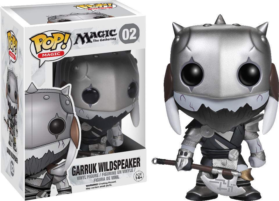 Funko Pop: Magic: the Gathering - Garruk Wildspeaker