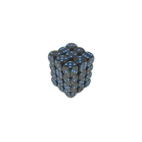Set 36 zaruri d6 piperate Granit - 11