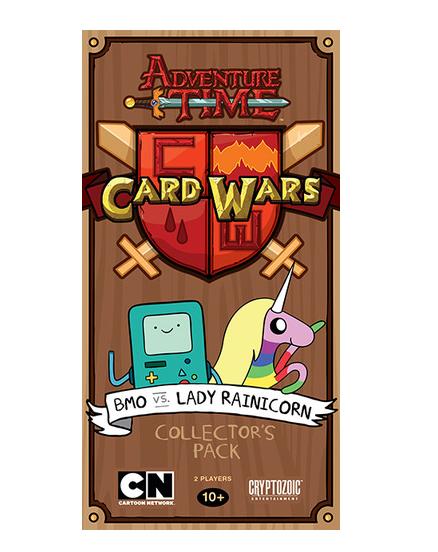 Adventure Time Card Wars: BMO vs. Lady Rainicorn imagine