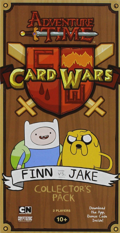 Adventure Time Card Wars: Finn vs. Jake imagine