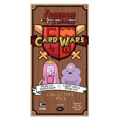 Adventure Time Card Wars: Princess Bubblegum vs. Lumpy Space Princess imagine