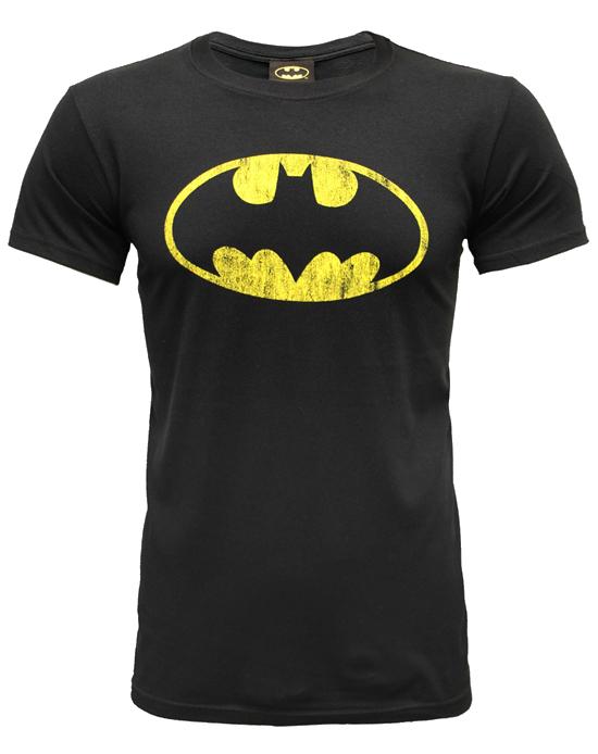 Batman Distressed Logo L imagine