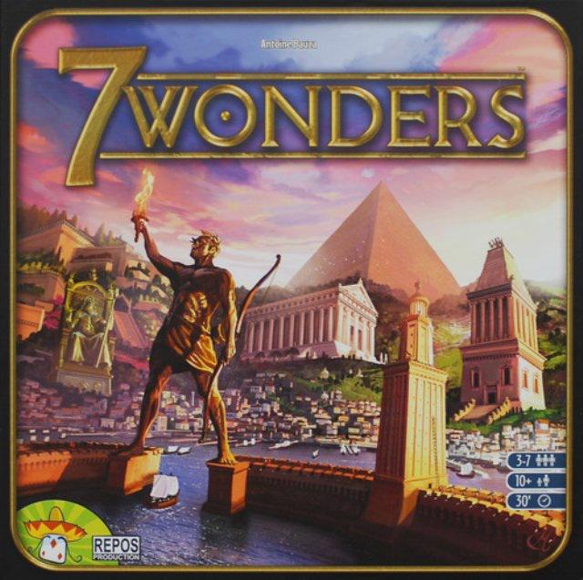 7 Wonders imagine