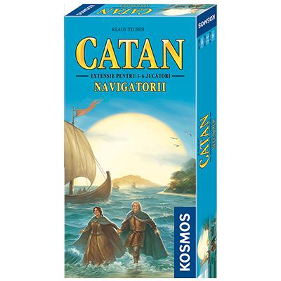 Catan: Navigatorii - Extensia pentru 5-6 jucători