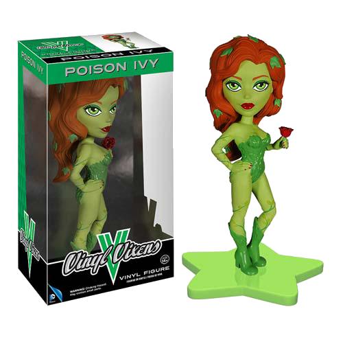 Vinyl Vixen: Poison Ivy