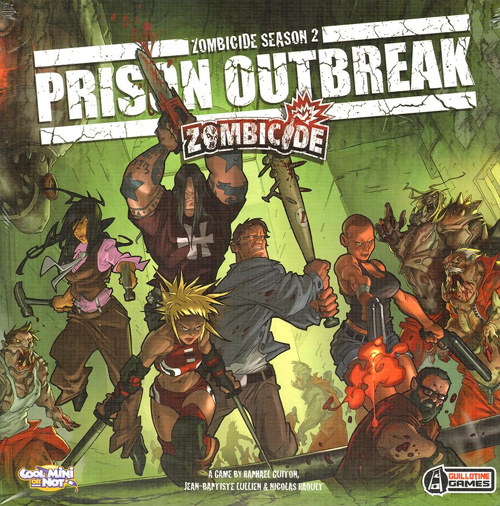 Zombicide Season 2: Prison Outbreak imagine