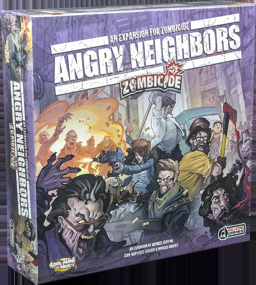 Zombicide: Angry Neighbors imagine