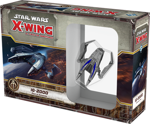 Star Wars: X-Wing Miniatures Game – IG-2000 Expansion Pack
