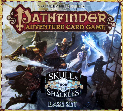 Pathfinder Adventure Card Game: Skull & Shackles – Base Set imagine
