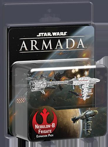 Star Wars: Armada – Nebulon-B Frigate Expansion Pack imagine