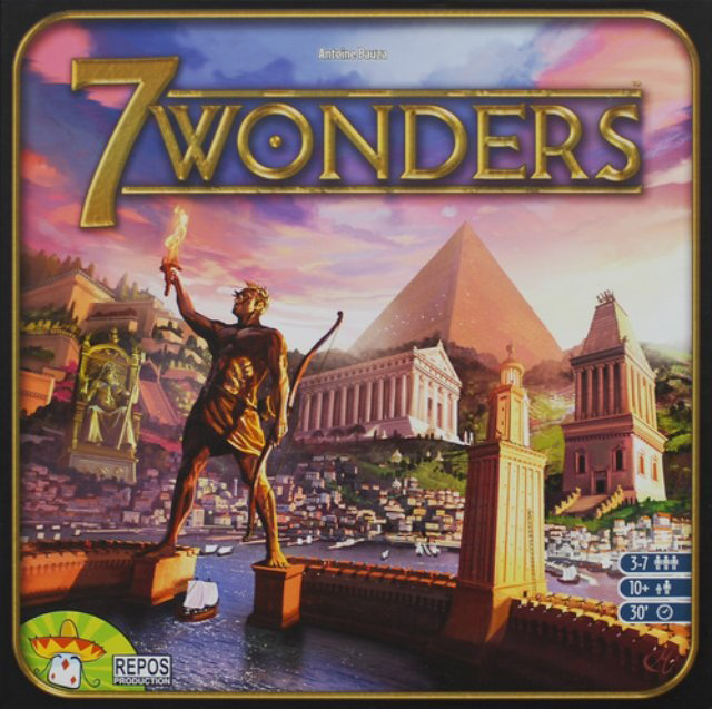 7 Wonders (ediție în limba română) imagine