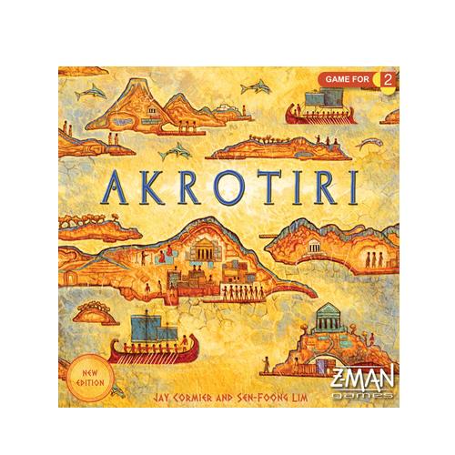 Akrotiri Revised