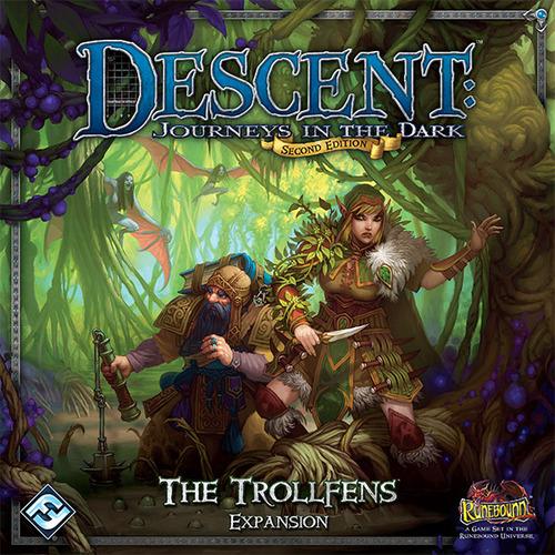 Descent: Journeys in the Dark (ediţia a doua) – The Trollfens