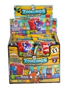 Zomlings - Series 2 Tower imagine