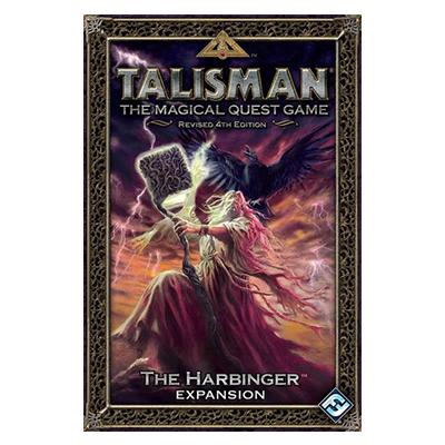 Talisman (ediţia a patra): The Harbinger Expansion imagine